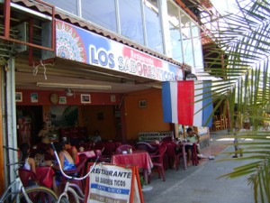 Where to find cheap food here in Jaco