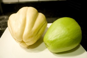 Costa Rican Chayote